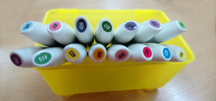 Tonic Nuvo Markers