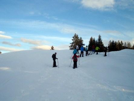 Schneeschuh 2