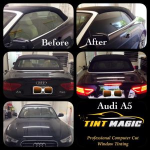 Tint Magic Coral Springs Audi A5