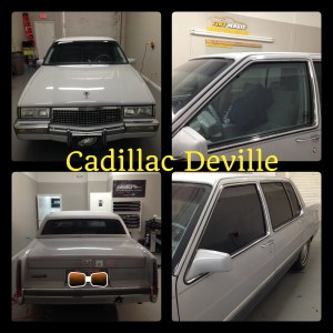 Cadillac Deville Window Tint at Tint Magic Window Tint Coral Springs