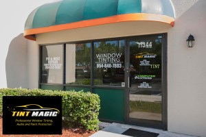 Tint Magic Coral Springs Front Store