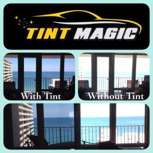 Residential Window Tinting at Tint Magic Window Tint Coral Springs