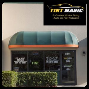 Tint Magic Exterior Shop
