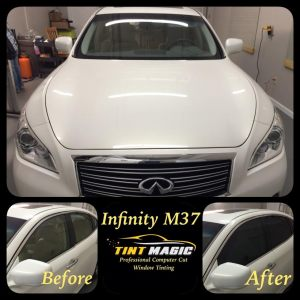 Infinity M37 at Tint Magic Window Tint Coral Springs