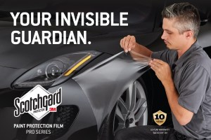 Scotchgard 3M Paint Protection Film at Tint Magic Window Tinting Coral Springs