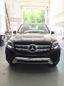 Mercedes Benz GLS 450 at Tint Magic Window Tint