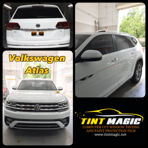 Volkswagen Atlas Window Tint at Tint Magic Window Tinting Coral Springs