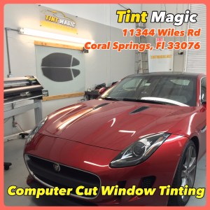 Window Tinting Computer Cut-Tint Magic Window Tinting Coral Springs