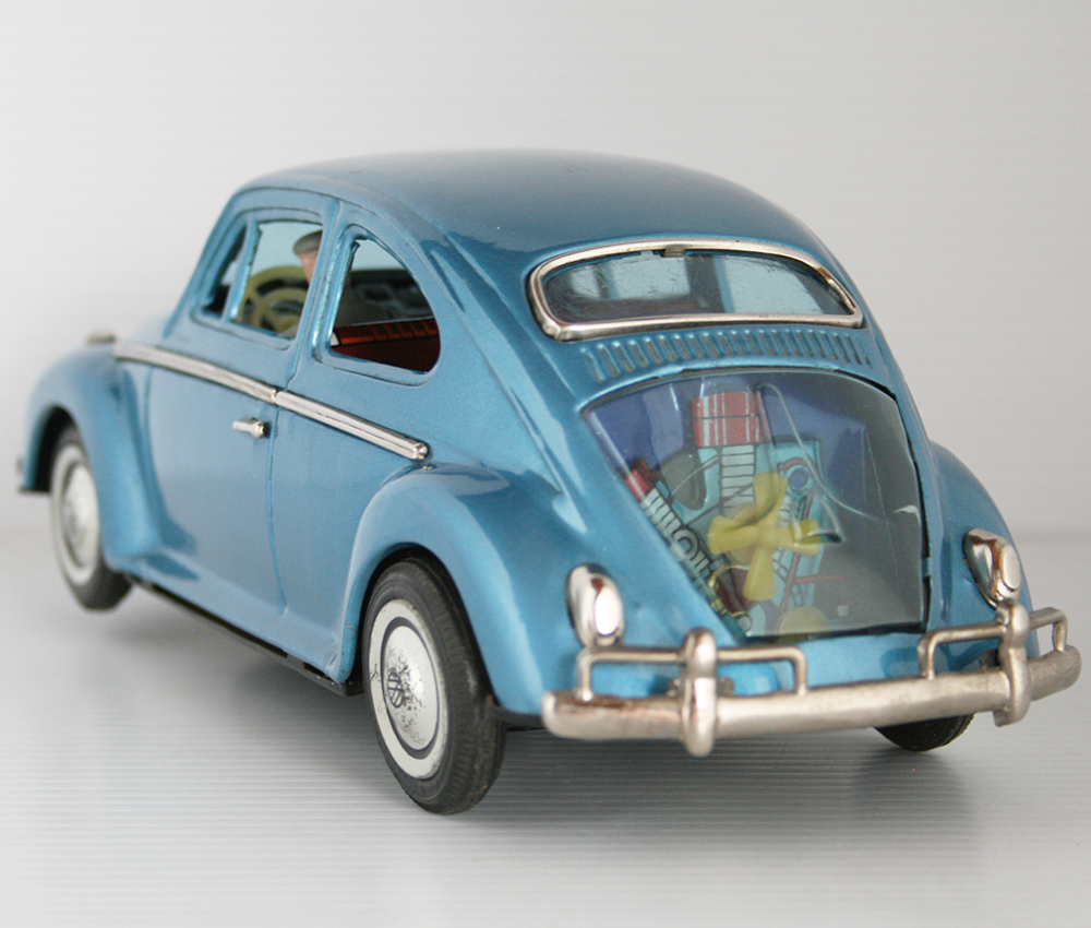 medium resolution of volkswagen beetle first generation in box bandai