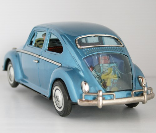 small resolution of volkswagen beetle first generation in box bandai