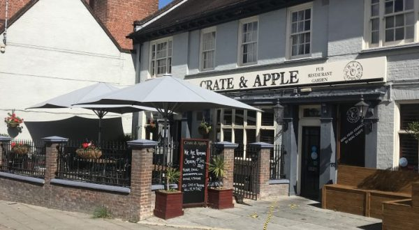 The Crate & Apple, Chichester
