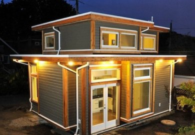500 Square Foot House