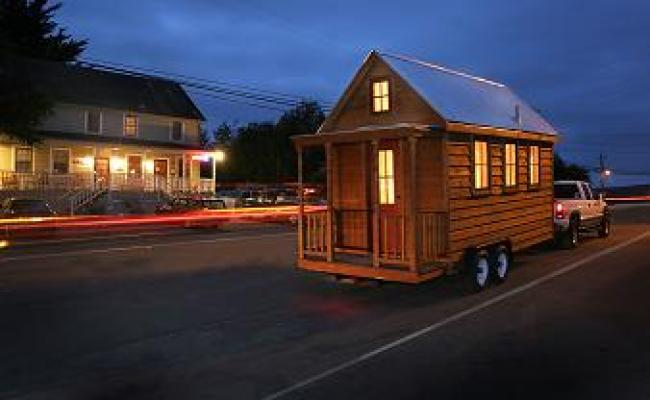 Lusby Tiny House Plans Build It Yourself