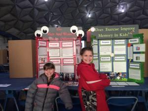 science fair project winner