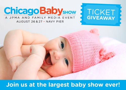 Get Your Tickets NOW for the 2017 Chicago Baby Show