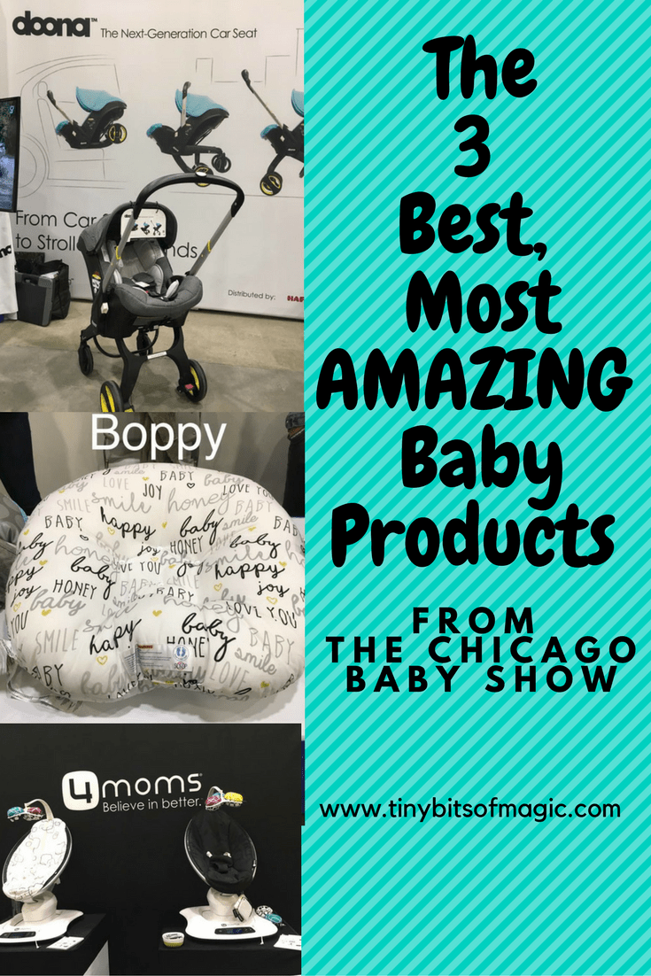 best baby products chicagobaby show
