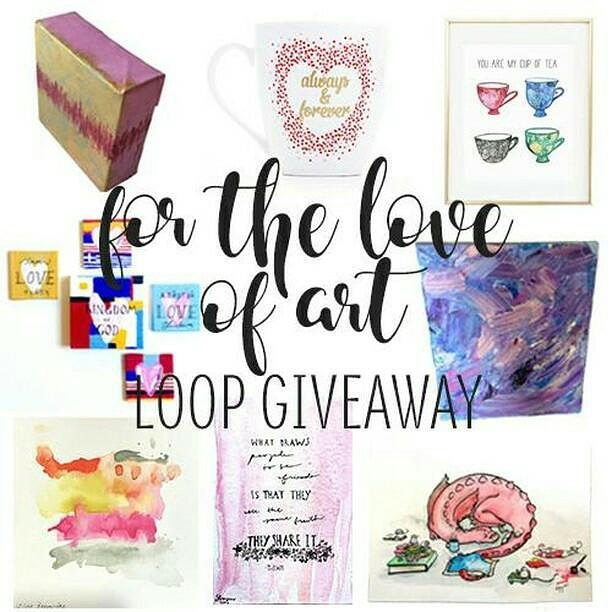 "I'm excited to announce that I'm participating in the For the Love of Art #loopgiveaway with 7 other amazing artists!  If you complete the loop, you'll have the chance to win 8 different prizes!I'm giving away a 5"" by 9"" book dragon and mice original watercolor- ""Read to us!"". Here are the rules for this loop giveaway: *Follow this account *Like this post *Go to @pennyfairmanart and repeat *Remember you must follow ALL Instagram accounts in the loop in order for your entry to be valid (We'll be checking too!) *Once you get back here, you've completed the loop! *Winner will be announced on February 3rd at 1pm CST *Each item will be mailed to the winner in 3-7 days *US residents only Per Instagram rules: This loop is in no way sponsored, administered or endorsed by Instagram. Inc. By entering you are confirming that you are 18+ years of age, that you release Instagram of any/all responsibility and that you agree to Instagram's term of use. No purchase necessary.#loopgiveaway #giveaway #artlovers #artnerd #wallart #walldecor #artistofig #instart #homedecor #artist #watercolor #illustration #painting #loveofartloop #dragon #bookdragon #mice"