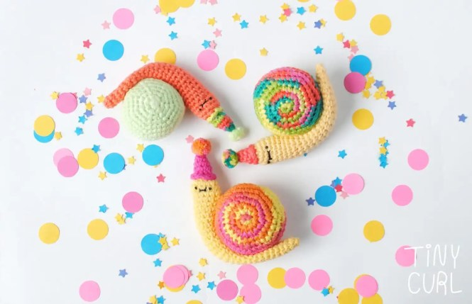 Party Snail Spiral