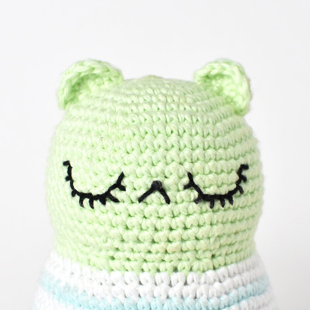 How to stitch a mouth to your amigurumi | crochet tutorials ... | 1024x1024