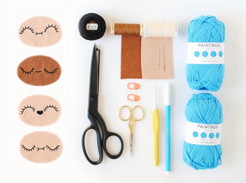 Crochet amigurumi | Jeremy the cat | Part four - YouTube | 611x820