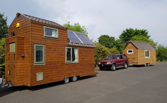 Tiny House On Wheels Road Legal Tiny Homes Uk