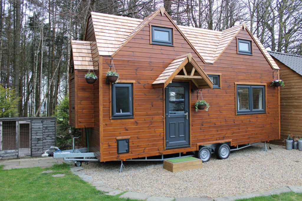 Elegance Grand Range Tiny Home