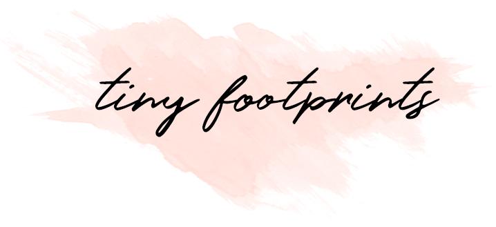 Tiny Footprints Blog