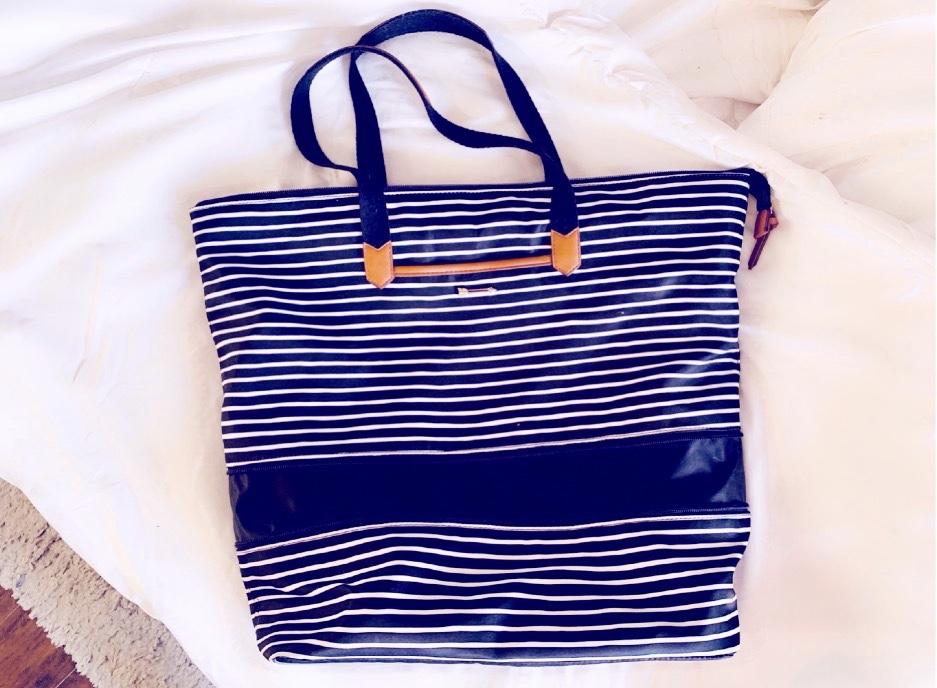 Esprit Faith Hobo Shoulder Bag a Tracolla Borsa Navy Blu