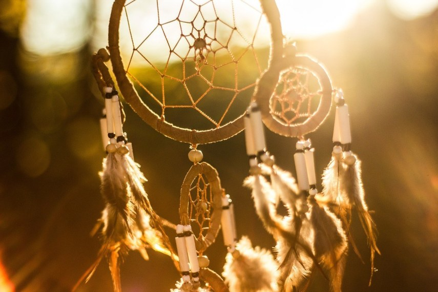 How To Make A Dream Catcher For Kids 40 Ways Tiny Fry Mesmerizing Children's Dream Catcher