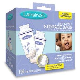 Lanisnoh Breastmilk Storage Bags