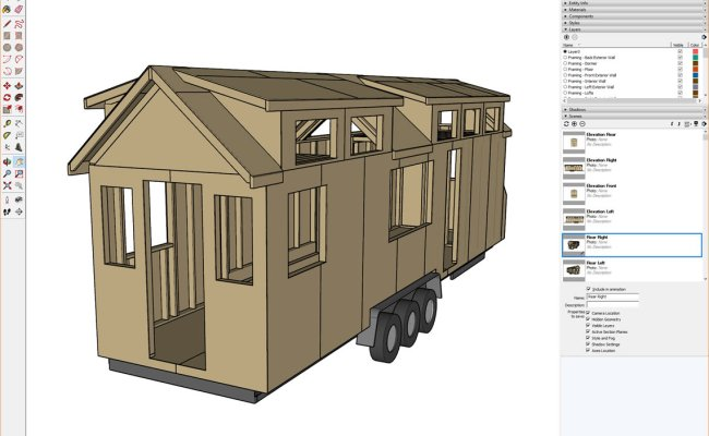 Where To Get Tiny House Plans Tiny Home Builders