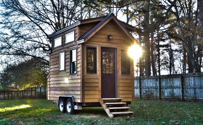 Tiny House Movement Tiny Home Builders