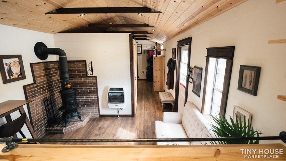 Tiny House For Sale 12x32 Modern Farmhouse ADU