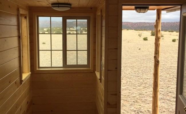 Tiny House For Sale Custom New Mexico Tiny Home