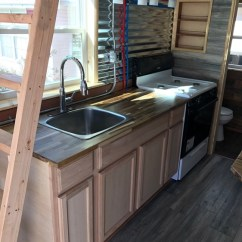 Extra Deep Kitchen Sink Hanging Lights Tiny House For Sale - Tennessee