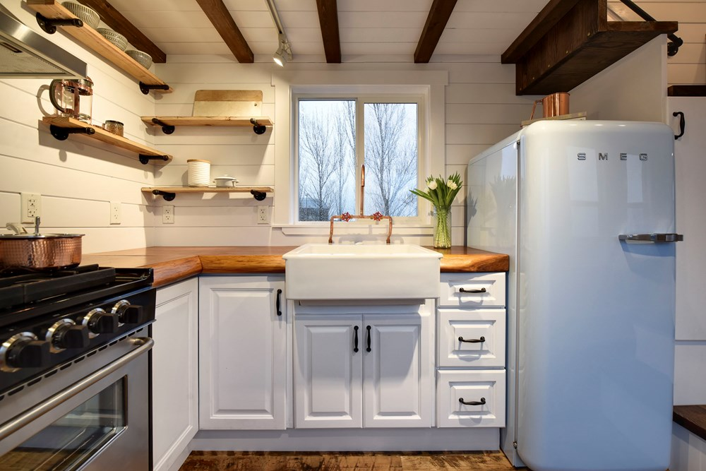 Tiny House For Sale Rustic 24ft Loft Edition