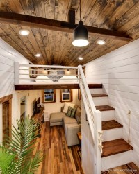 Tiny House for Sale - Rustic Meets Luxury: 30ft Loft Edition