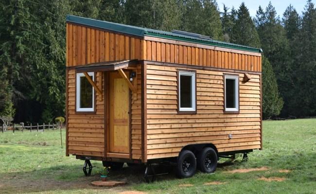 Tiny House For Sale 16 Custom Tiny House On Wheels