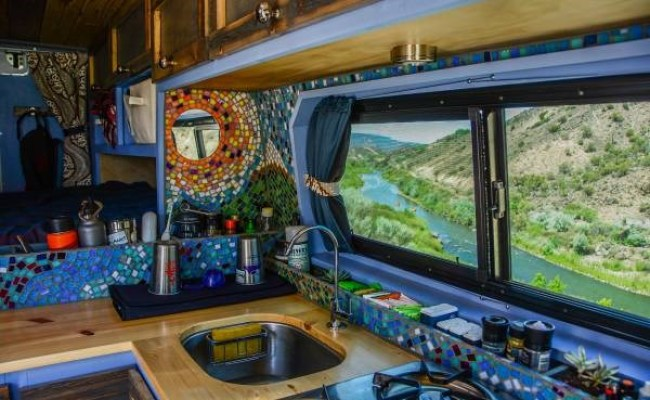 Tiny House For Sale Sprinter Van Tiny Home Off The Grid