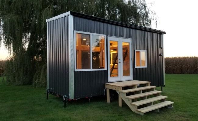 Tiny House For Sale Custom Built Tiny House On Wheels