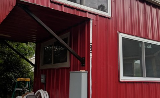 Tiny House For Sale Reduced Price Must Sell Asap 8 5x27