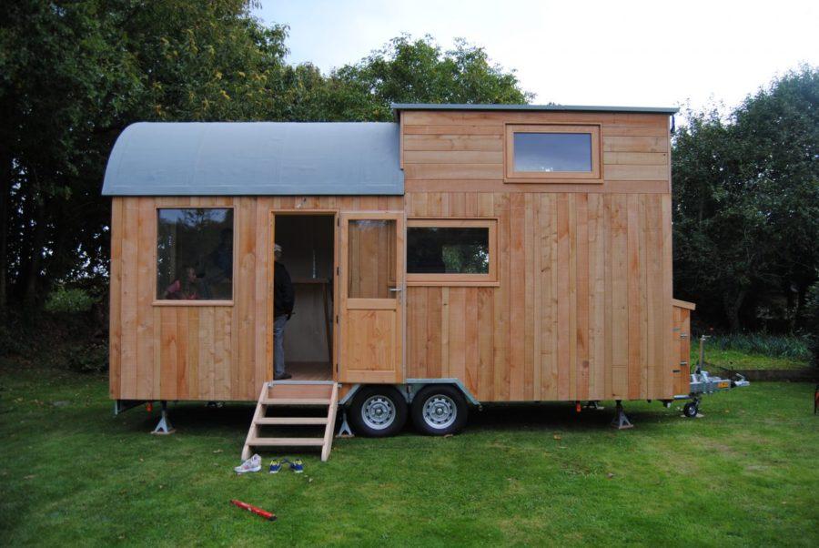 Tiny House On Wheels Plans Free