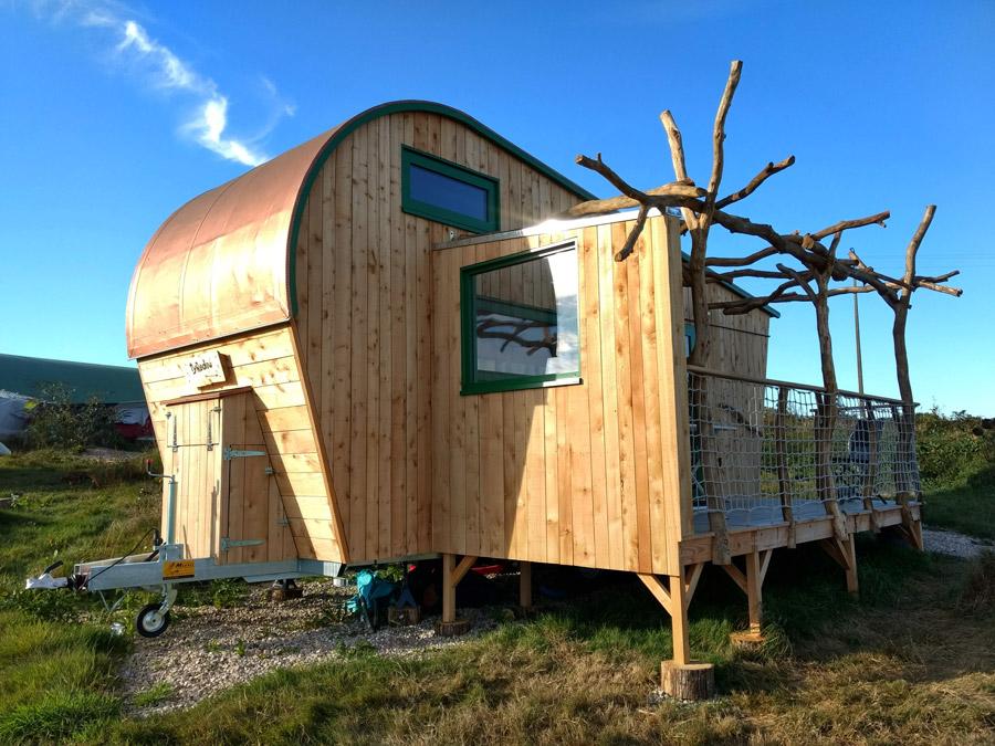 Ralisations de tiny house  Ty Rodou  Tinyhousebzh  Bretagne