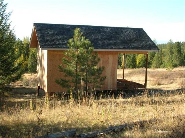 Yonderosa Tiny Cabin In Eastern Washington