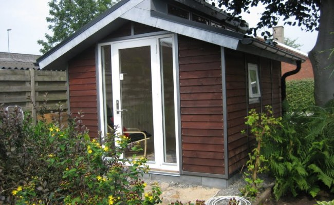 Tool Shed Transformed Tiny House Design