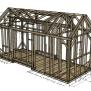 Dan Tiny House 3d Sketchup Plan 1
