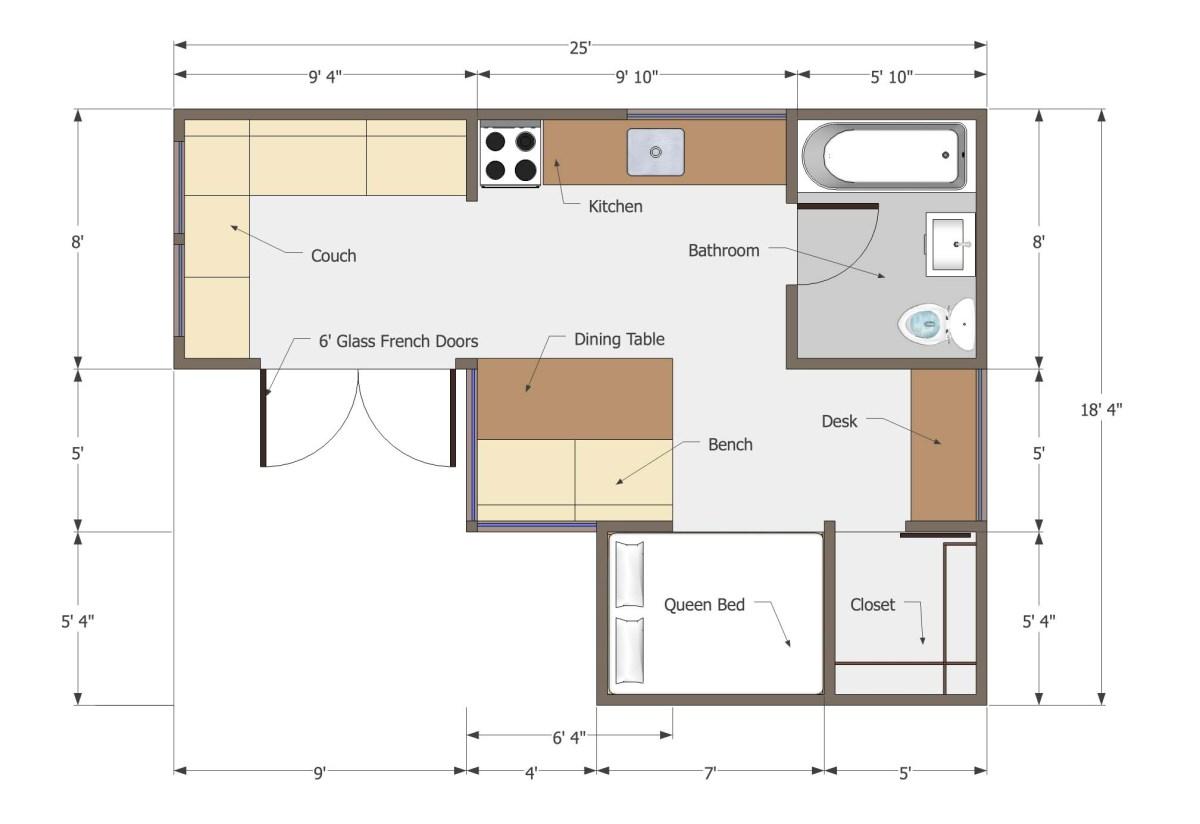 Usonian Inspired Home By Joseph Sandy