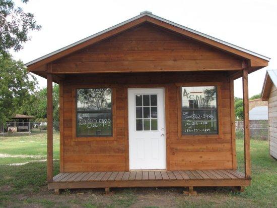 14x20 Cabin