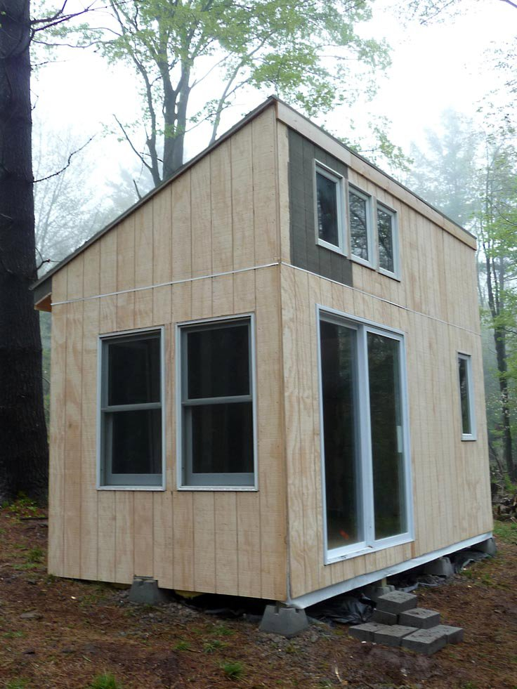 Tiny Home Designs: Cabin In The Catskills