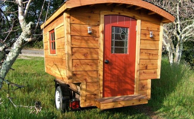 Tumbleweed Vardo Plans Tiny House Design